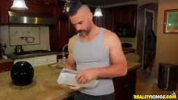 Emily Willis is really into Bad Boy Stepdaddy! - HD